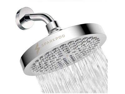 SparkPod HIgh Pressure Shower Head
