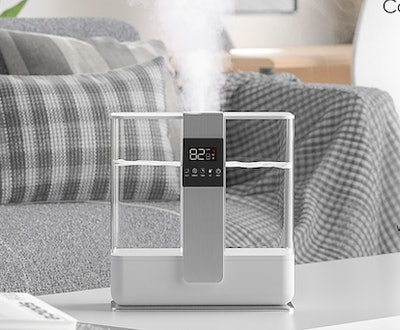 HAUEA 5-Liter Ultrasonic Cool Mist Humidifier