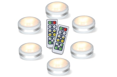 Starxing Puck Lights With Remote