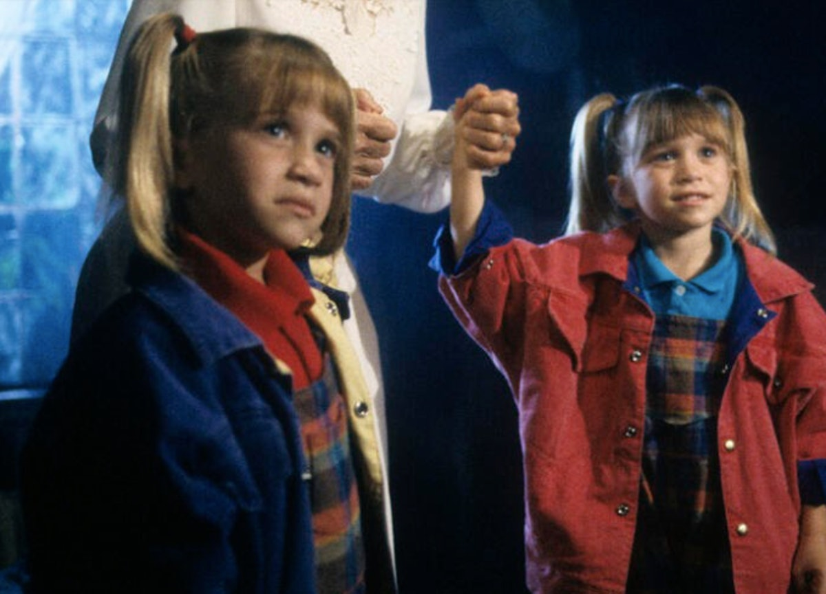 'Double, Double, Toil & Trouble' is a Halloween movie on Hulu