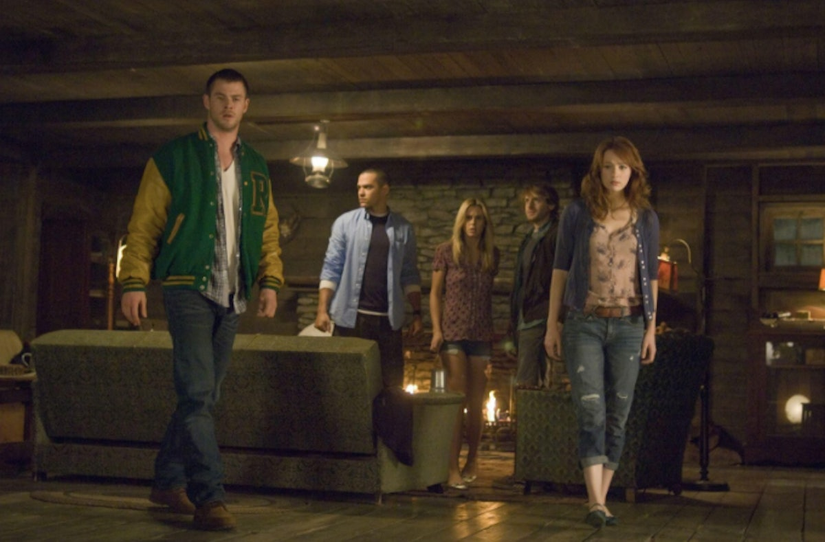 'The Cabin In The Woods' is on Hulu