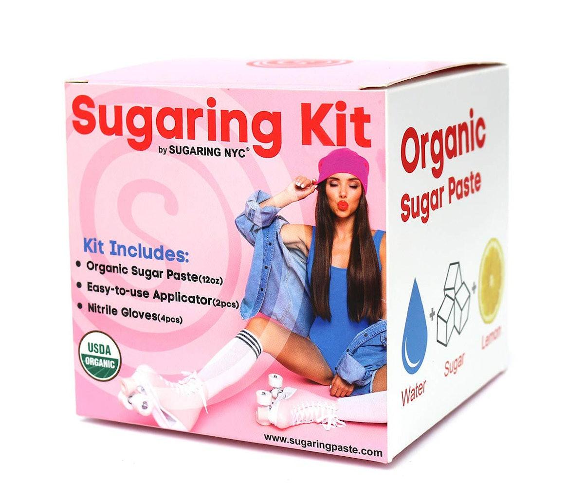 Sugaring Hair Removal Waxing Kit