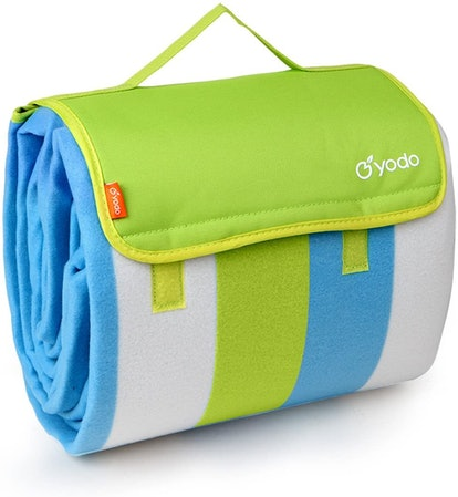 yodo Extra Large Outdoor Waterproof Picnic Blanket Tote