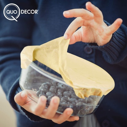 Quo Decor Reusable Beeswax Wrap (6-Pack)