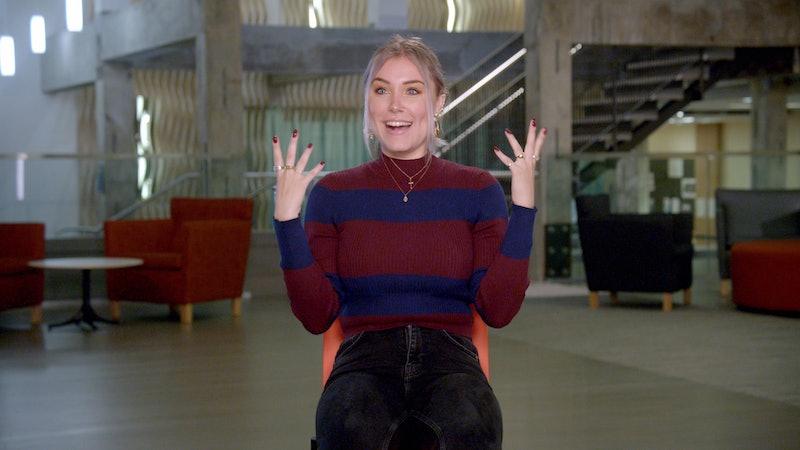 Cheyenna Clearbrook in Deaf U via the Netflix press site