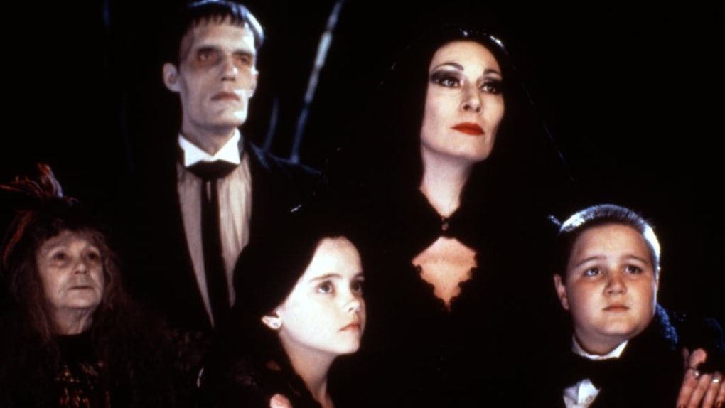 22 Addams Family Quotes For Captions This Halloween That Are Clever Spooky