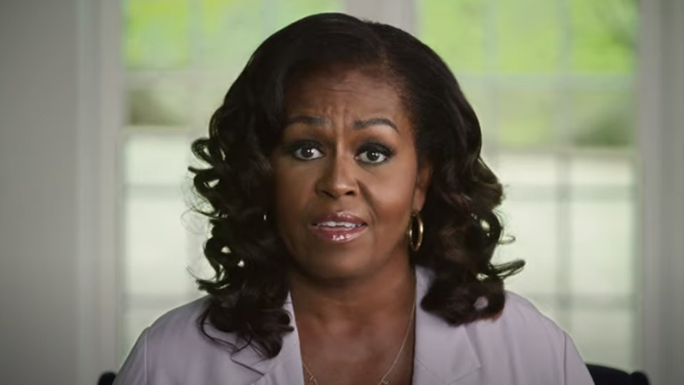 Michelle Obama called out President Trump's management of COVID-19.