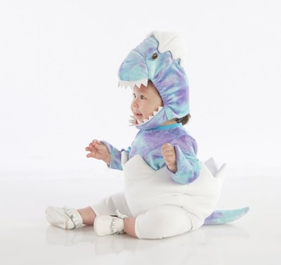 Blue Dinosaur Egg Baby Costume