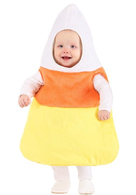 Candy Corn Infant Costume