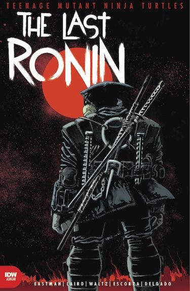 The Last Ronin Ashcan