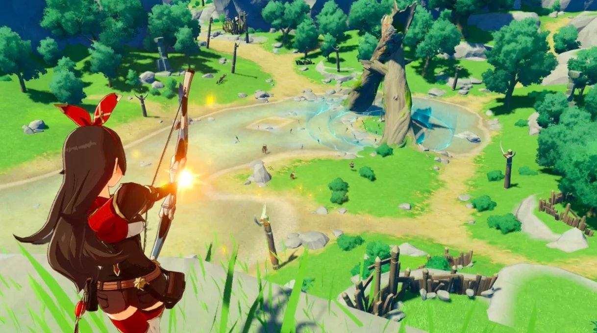 Genshin Impact Xbox Release Date Devs Offer A Bleak Update On Ports