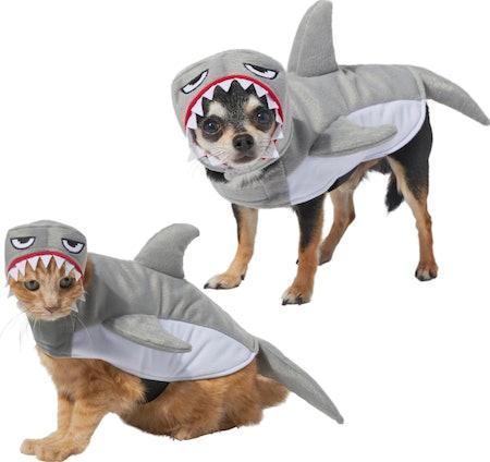 Shark Attack Dog & Cat Costume