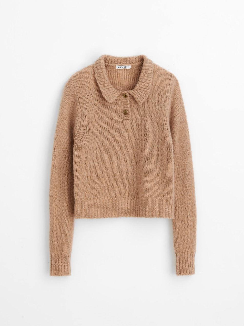 Frank Henley Sweater