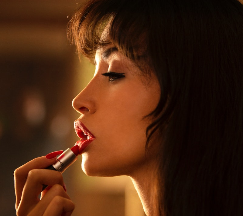 "Christian Serratos in ""Selena: The Series"""