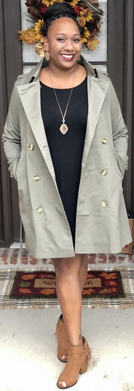 Paletot Trench Coat