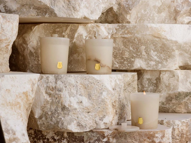 Trudon just added a new scent to its The Alabasters line.