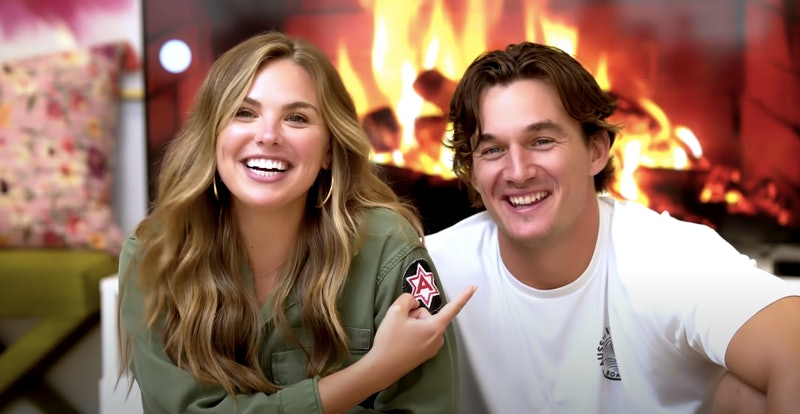 Tyler Cameron and Hannah Brown reunite to discuss their relationship.