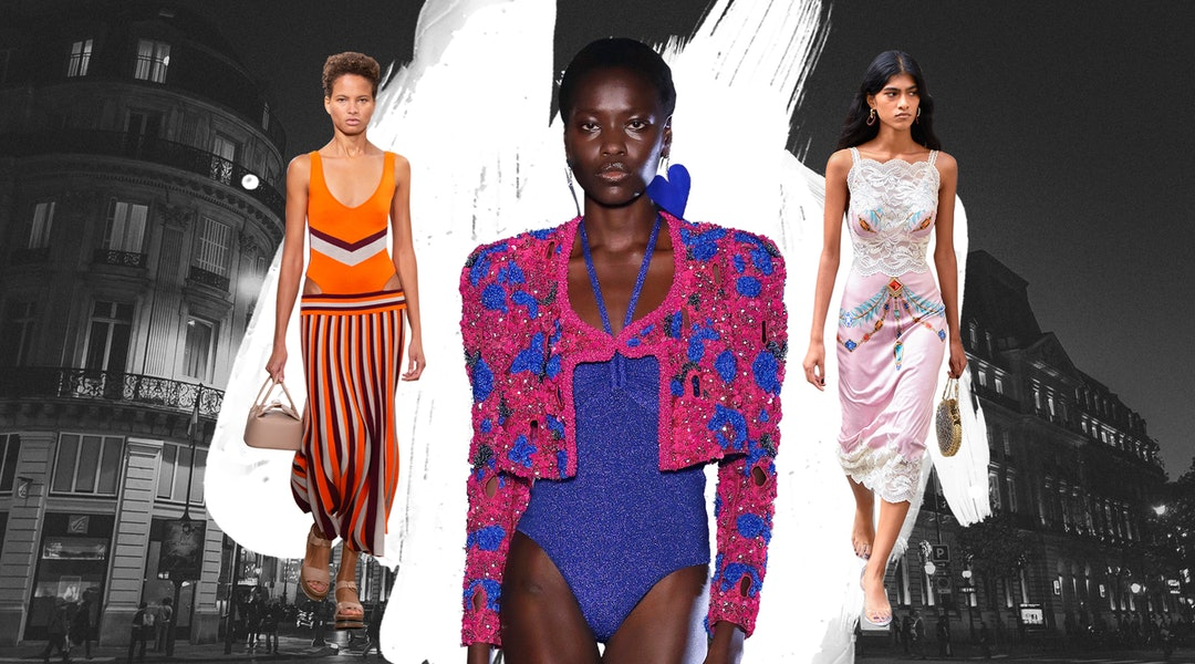 8 Trends From Paris Fashion Week Spring 2021 That Deserve A Spot In Your Wardrobe