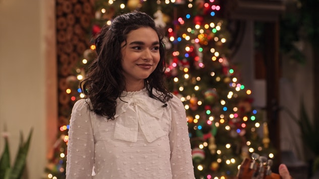 Ashley finds love during the holidays