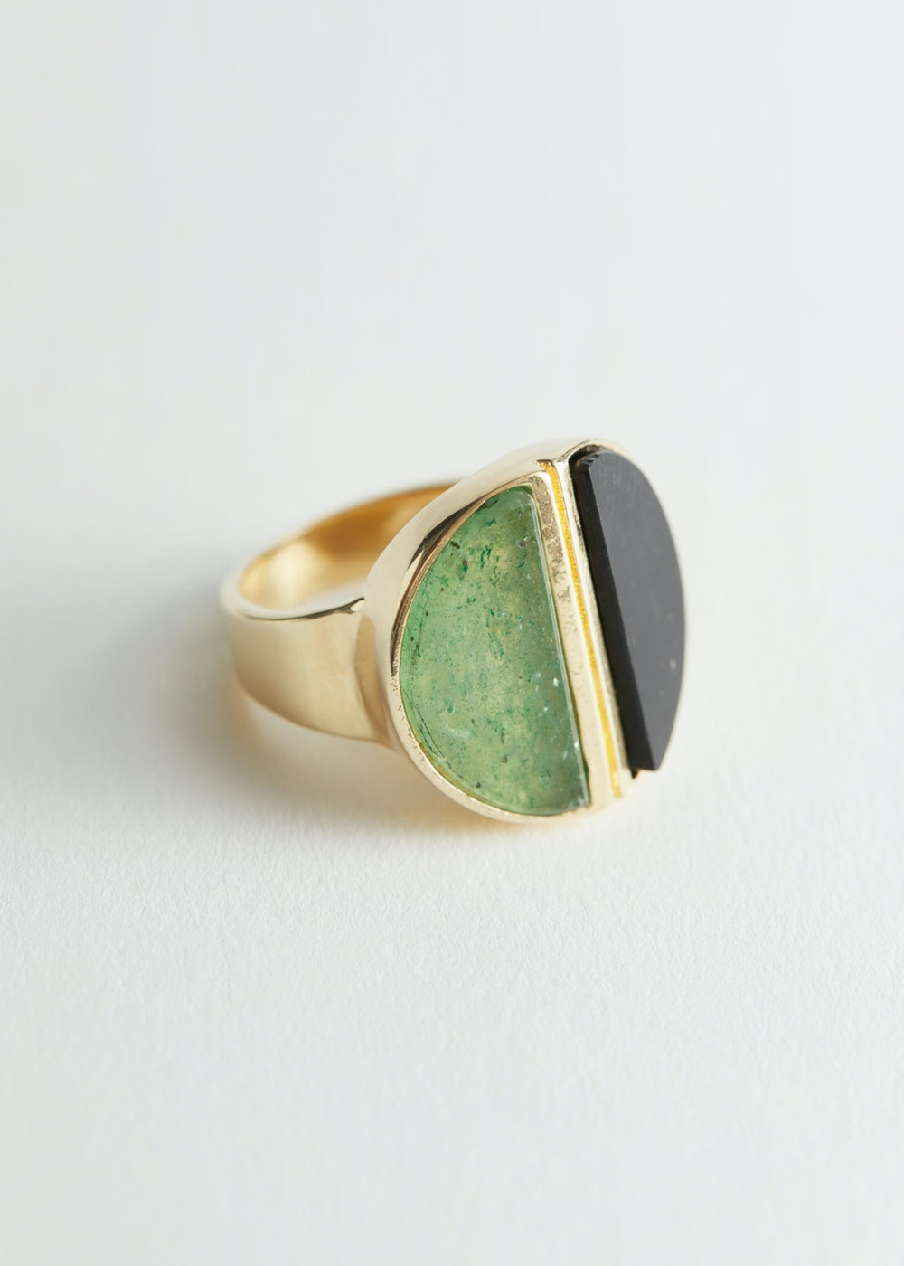 Chunky Colour Block Ring