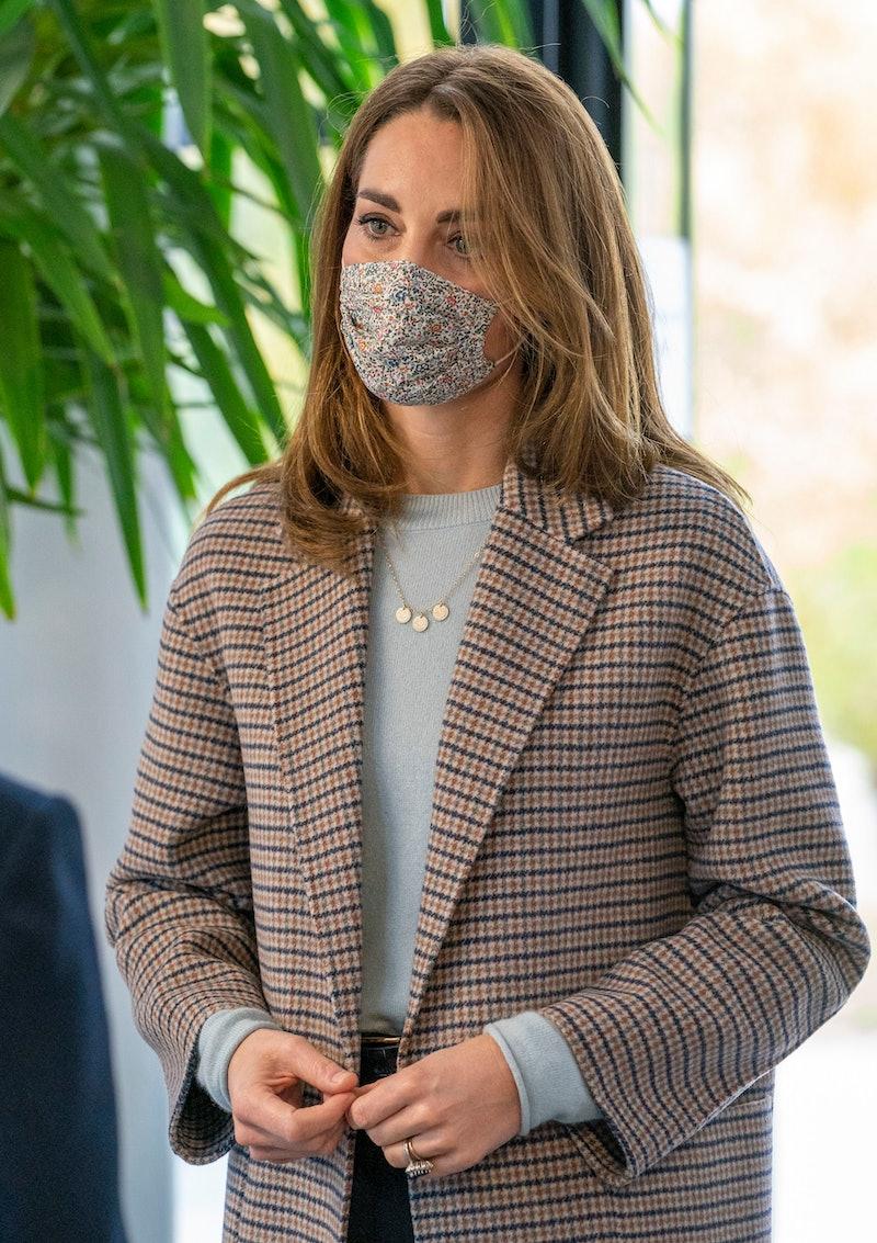 Kate Middleton visit the University of Derby