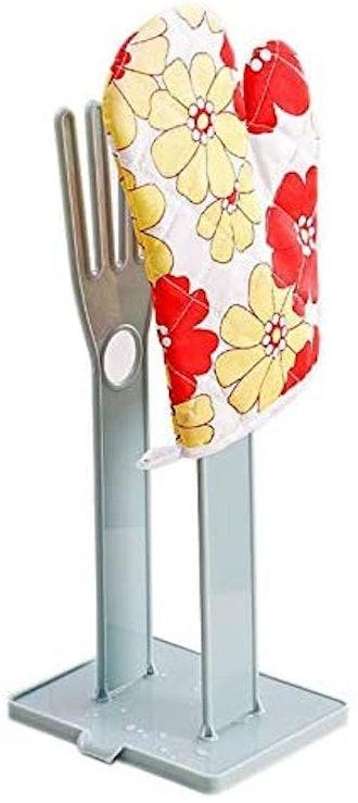 MEOLY Kitchen Glove Stand Holder