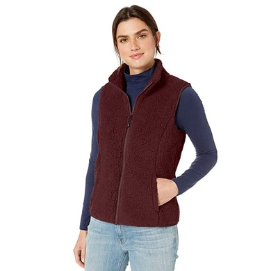 Amazon Essentials Fleece Vest