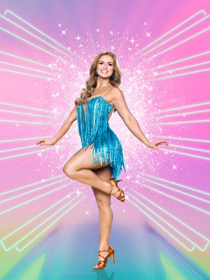 Maisie Smith on Strictly Come Dancing 2020