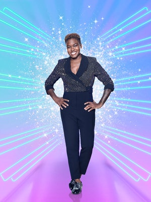 Nicola Adams on Strictly Come Dancing 2020
