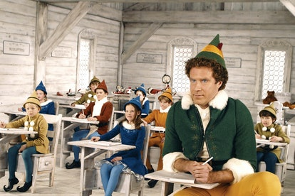 The Holidays Movies That Made Us is coming to Netflix and features Will Ferrell's Elf.