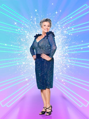 Caroline Quentin on Strictly Come Dancing 2020