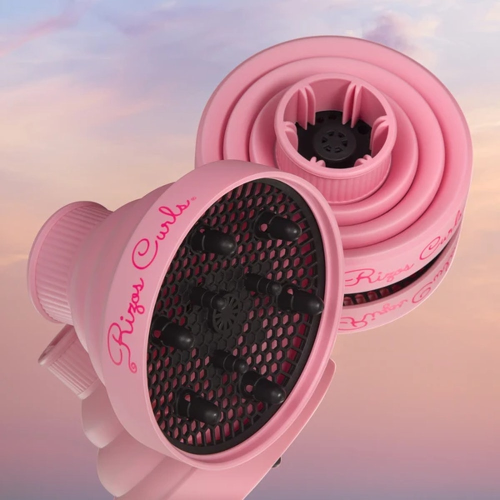 Pink Collapsible Diffuser