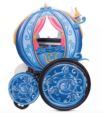 Cinderella's Coach Wheelchair Cover Set