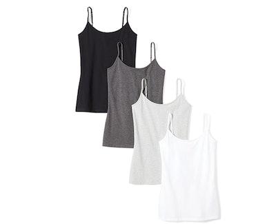 Amazon Essentials Camis (4-Pack)
