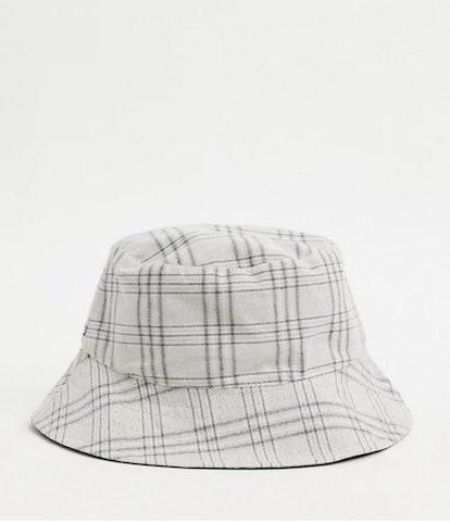 My Accessories London Reversible Bucket Hat