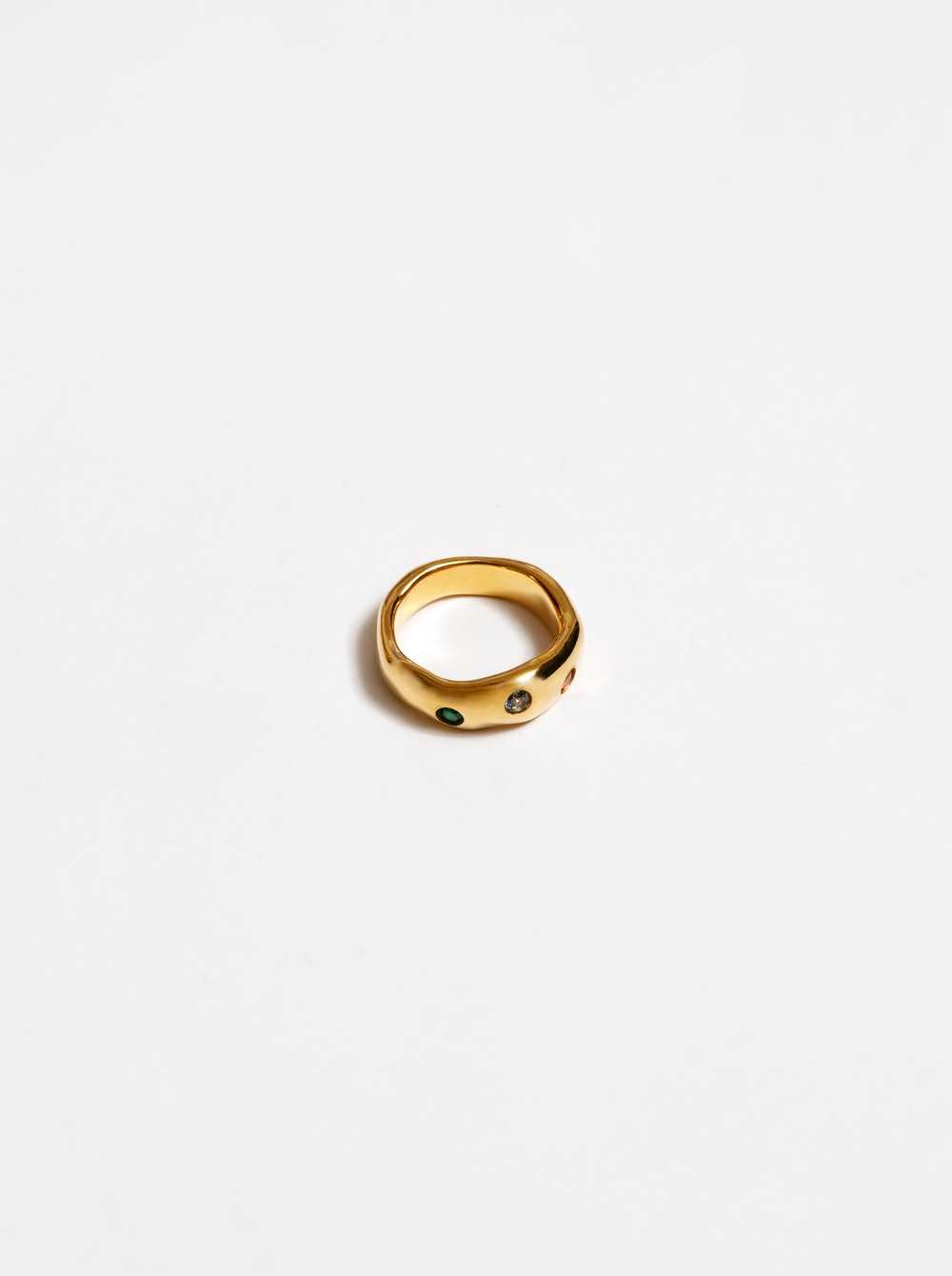 Ophelia Ring in Gold
