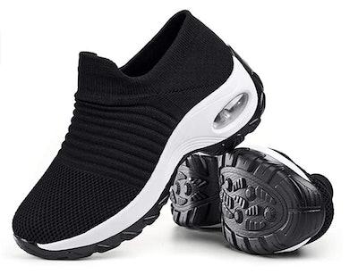 Slow Man Mesh Walking Shoes