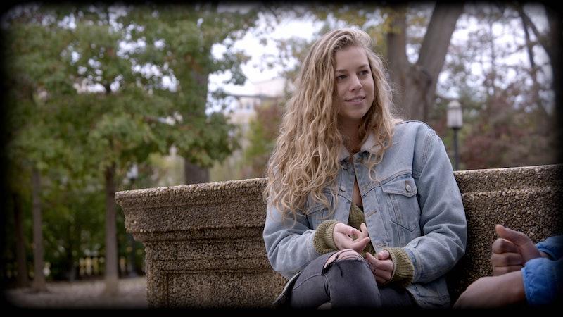 Alexa Paulay-Simmons in Deaf U via NETFLIX MEDIA CENTER