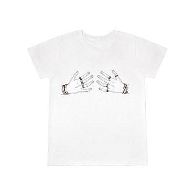 Missoma x coppafeel! t-shirt