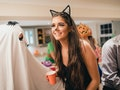 Use these cat Halloween costume captions when you post your OOTD on Instagram.