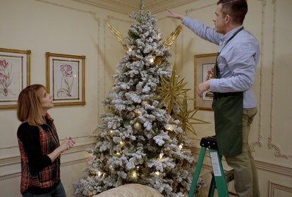 Holiday Home Makeover With Mr. Christmas is coming to Netflix.
