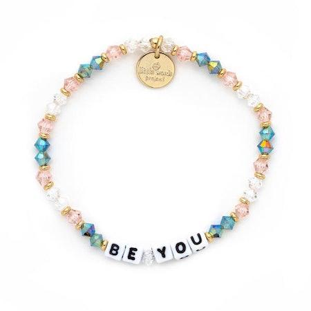 Little Words Project Be You Arrow Bracelet
