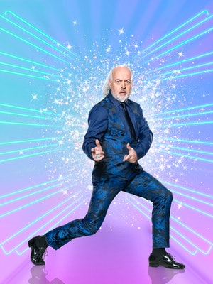 Bill Bailey on Strictly Come Dancing 2020