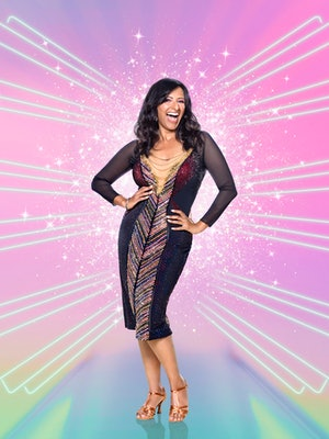 Ranvir Singh on Strictly Come Dancing 2020