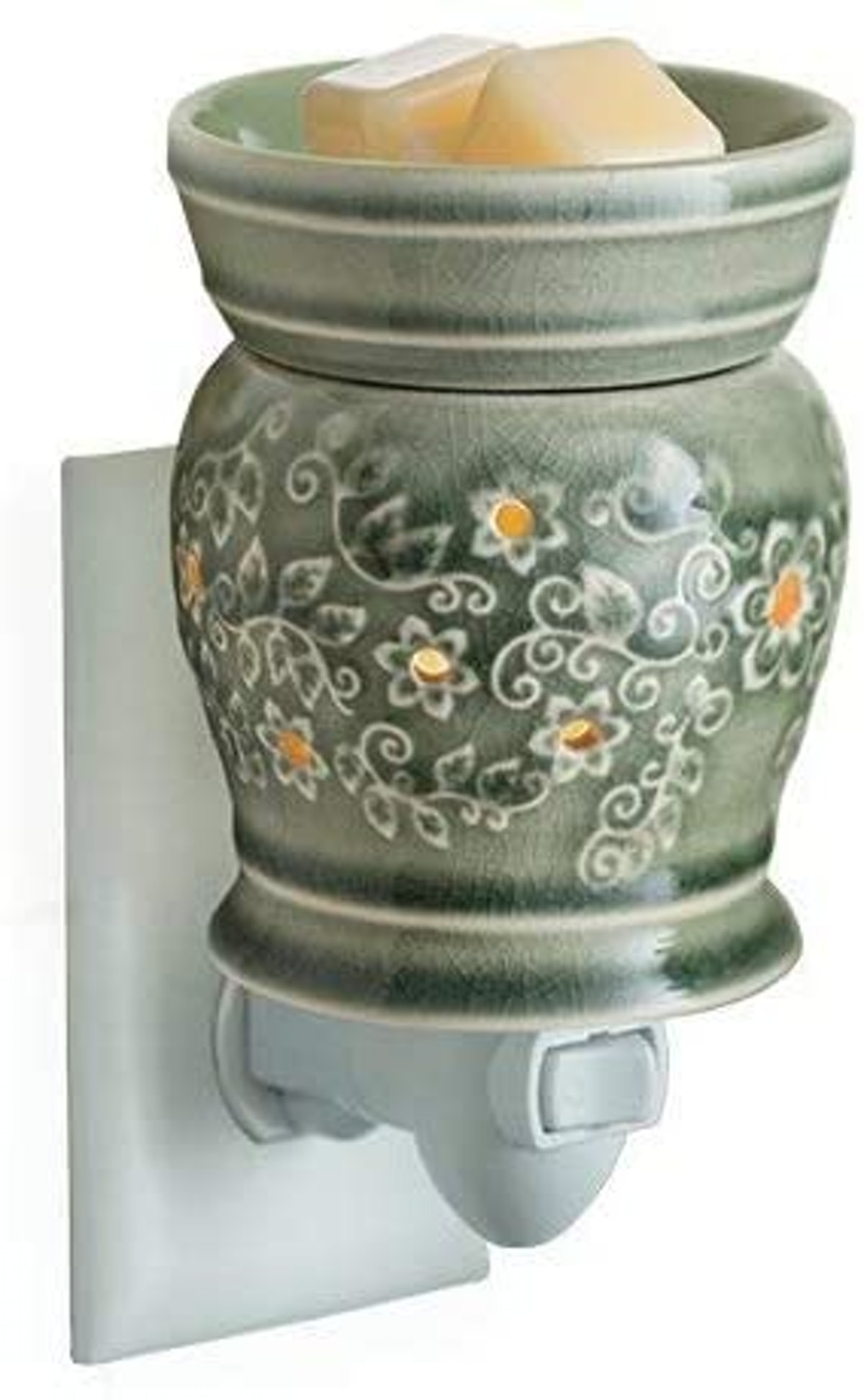 Candle Warmers Etc. Pluggable Fragrance Warmer