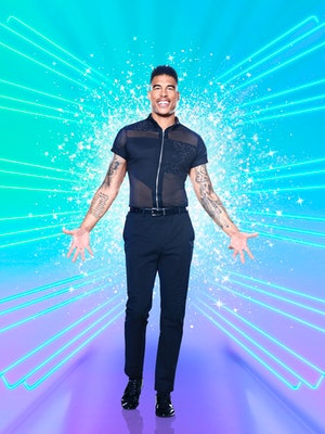Jason Bell on Strictly Come Dancing 2020