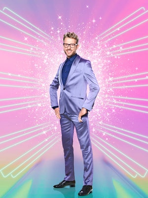 JJ Chalmers on Strictly Come Dancing 2020