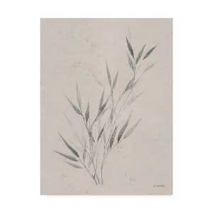 'Soft Summer Sketches III' Canvas Art by James Wiens