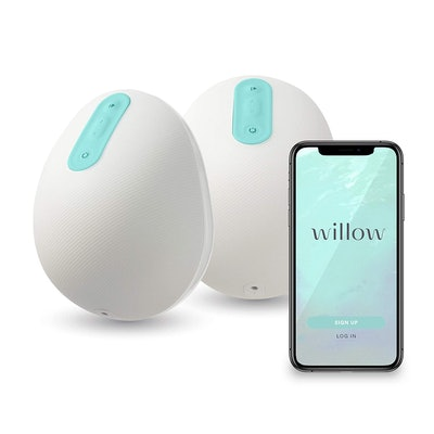 Willow Hands-Free, Portable Breast Pump