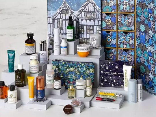 Liberty's Beauty Advent Calendar 2020, which is on sale now.